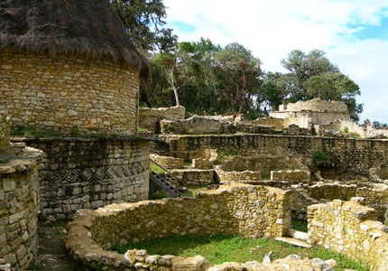 Chachapoyas, a Peruvian ruin in the hill town of Kuelap and one of our Top 10 Romantic Destinations