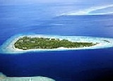 The Faafu Atoll, Maldives