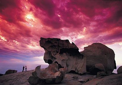 Remarkable Rocks at Kangaroo Island, one of GAYOT's Top Romantic Destinations