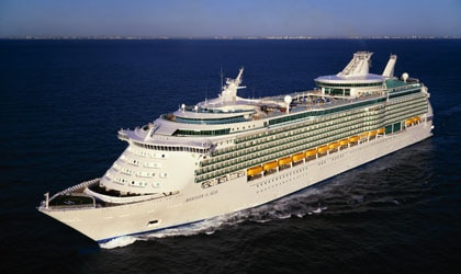 Royal Caribbean International's Mariner of the Seas