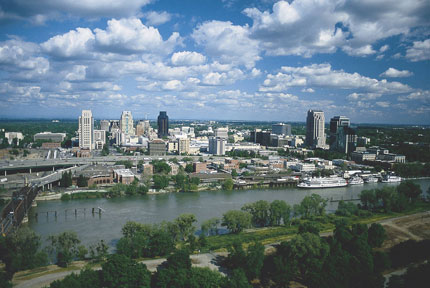 The Sacramento Skyline