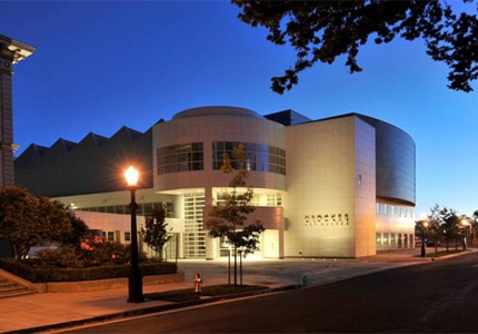 The Crocker Art Museum in Sacramento, California