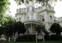 The Governor's Mansion in Sacramento