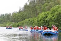 American Whitewater Expeditions offer rafting trips near Sacramento