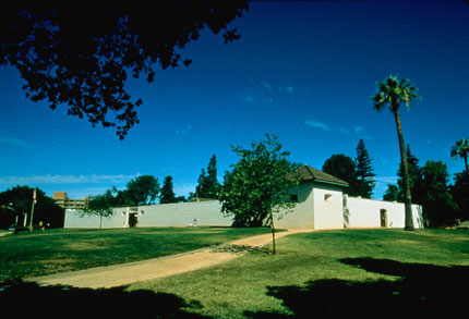 Sutter's Fort State Historic Park
