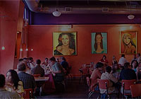 Rosario's in San Antonio is an entertaining Mexican restaurant that serves great Tex-Mex cuisine