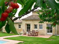 Abercrombie and Kent offers a peaceful escape at the four-bedroom French villa Maison du Vin, which is located in the quaint Bordeaux village of Saint-Emilion in France and within walking distance to L'Ecole du Vin
