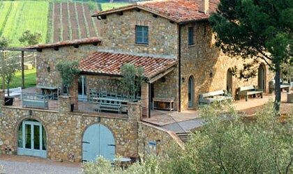 Abercrombie and Kent Villas operates the Tuscan wine estate Podere Il Poggio, which gives wine enthusiasts the opportunity to stay at Italy's renowned wine region and explore the vineyards and olive groves in the area