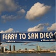 Sign for the San Diego ferry