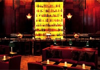 Redwood Room at the Clift Hotel, a choice spot for visiting celebs