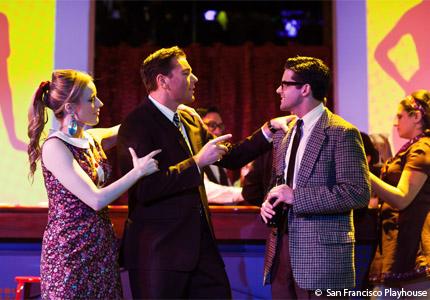Enjoy a show at the San Francisco Playhouse