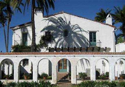 Casa del Herrero in Santa Barbara, California