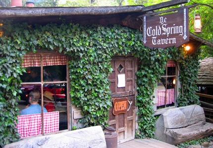 Dine at Cold Springs Tavern in Santa Barbara, California