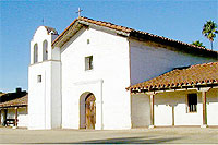 El Presidio de Santa Barbara is a well-preserved example of an 18th-century Spanish fortress