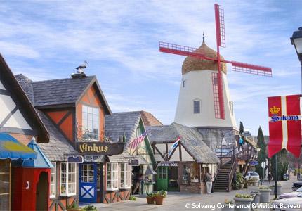 Explore Solvang's Danish heritage