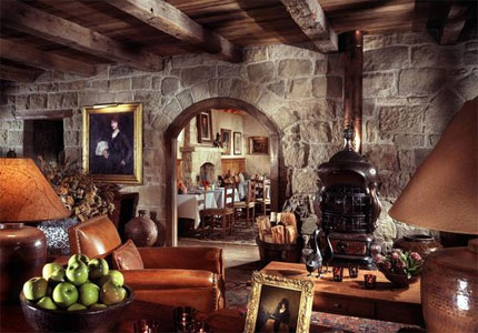 Stonehouse at San Ysidro Ranch in Montecito, California