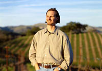 Andrew Murray of Andrew Murray Vineyards in Los Olivos, California