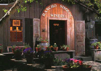 Rancho Sisquoc Winery, a 37,000-acre historic working cattle ranch and winery in Santa Barbara's Wine Country