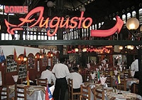 Donde Augusto at Mercado Central