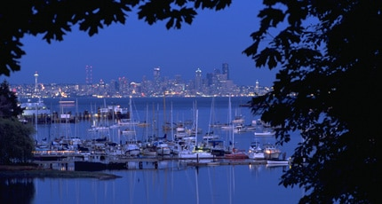 Seattle's Pacific Coast location attracted diverse ethnic groups