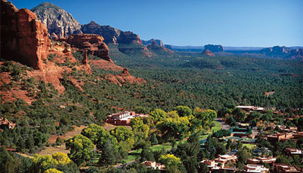 Enchantment Resort in Boynton Canyon