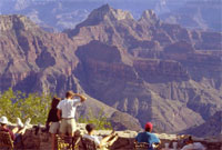 The Grand Canyon is only a short drive outside of Sedona