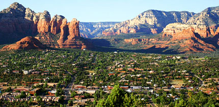 The breathtaking landscape of Sedona, Arizona