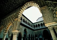 Mudejar Architecture at the Alcazar