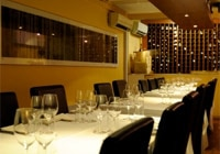 Mag's Wine Kitchen in Singapore boasts an impressive wine selection