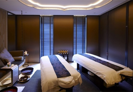 The Spa at Mandarin Oriental Singapore offers a variety of rejuvenating treatments