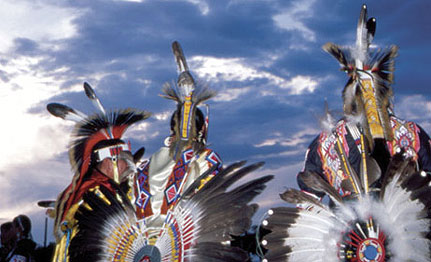 Taos is a great destination to explore Indian culture