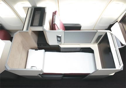 Japan Airlines is one of GAYOT's Top Business Class Airlines