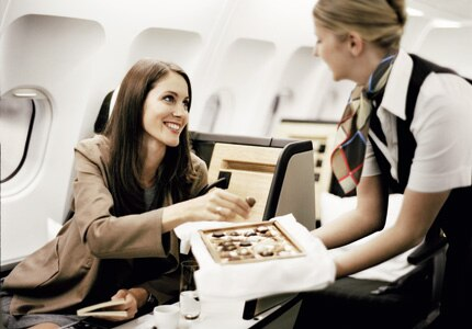 Swiss International Air Lines, one of GAYOT's Top 10 Business Class Airlines
