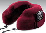 Cabeau Evolution Pillow made GAYOT's list of Top 10 Travel Gifts