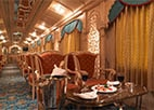 Golden Chariot, one of GAYOT's Top 5 Luxury Trains