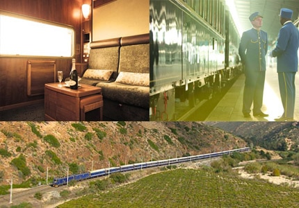 Explore the world by railroad with GAYOT's Top 5 Luxury Trains