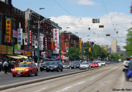 Explore the shops in Toronto's Chinatown