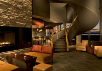 Aerie Lounge at the Grand Traverse Resort
