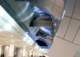 Emirates' Terminal 3 features futuristic design