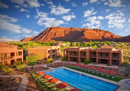 Red Mountain Resort & Spa in Ivins, Utah