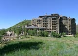 The exterior of The St. Regis Deer Valley in Park City, Utah