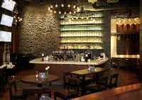 Earls Downtown in Vancouver offers great ambience in a cool setting