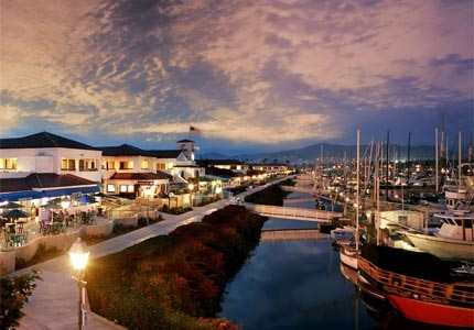 Ventura Harbor Village is an outdoor mall with plenty of shops and restaurants for your browsing pleasure