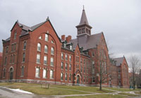 The University of Vermont is one of the oldest universities in the U.S.