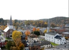 A view of Vermont's capital, Montpelier