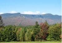 Mount Mansfield, Vermont's highest peak