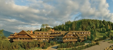 Trapp Family Lodge, one of New England's most treasured destinations