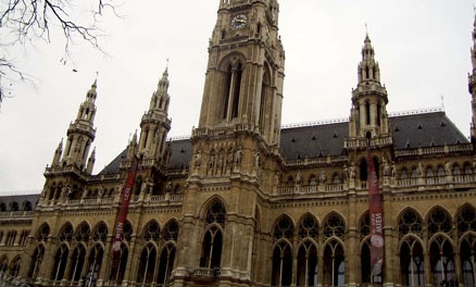 Rathaus, Vienna's City Hall