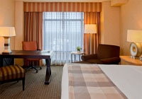 Enjoy all the perks of staying at the Hyatt Regency Reston in Reston, VA