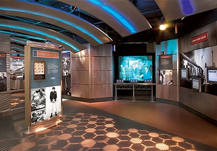 A peek inside the International Spy Museum in Washington D.C.